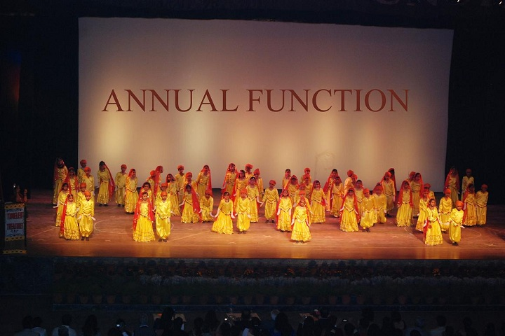 Paramount Convent Senior Secondary School-Annual function