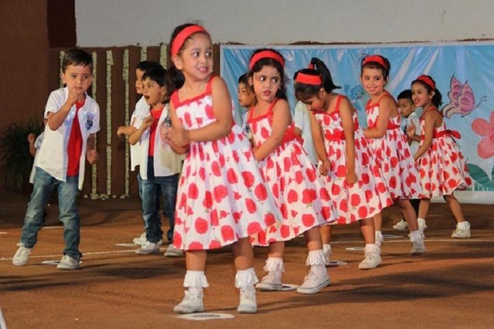 Paramount Convent Senior Secondary School-Dance Performance