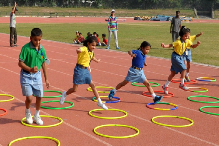 Paramount Convent Senior Secondary School-Sports Day Celebration