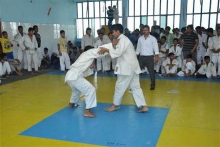 Partap Singh Memorial Senior Secondary School-Karate Competition