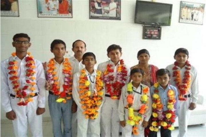 Partap Singh Memorial Senior Secondary School-Skating Team