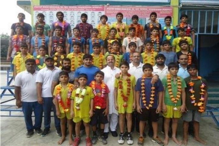Partap Singh Memorial Senior Secondary School-Wrestling Team
