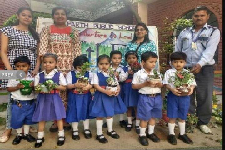 Parth Public Senior Secondary School-Activity