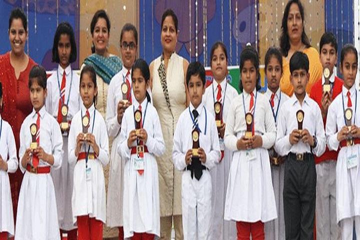 Parth Public School-Award Ceremony
