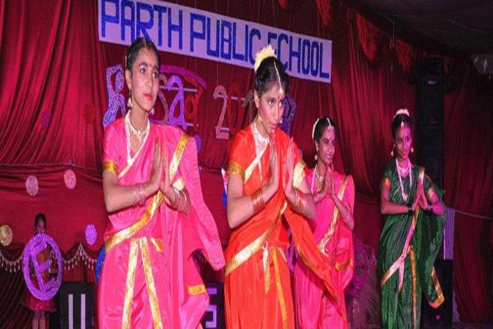 Parth Public School-Dance program