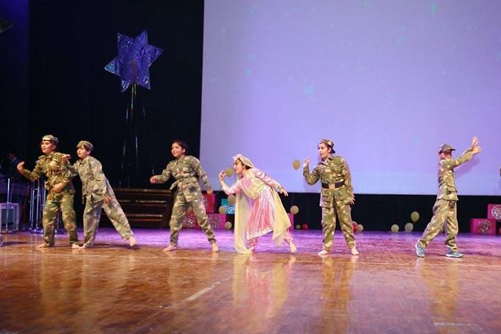 Pathania Public School-Dances