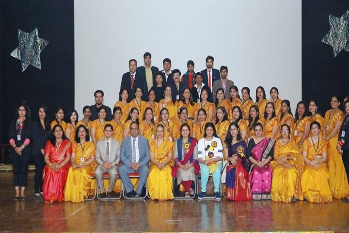 Pathania Public School-Staff