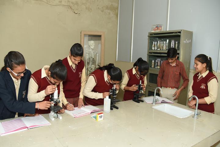Pathfinder Global School-Biology Lab