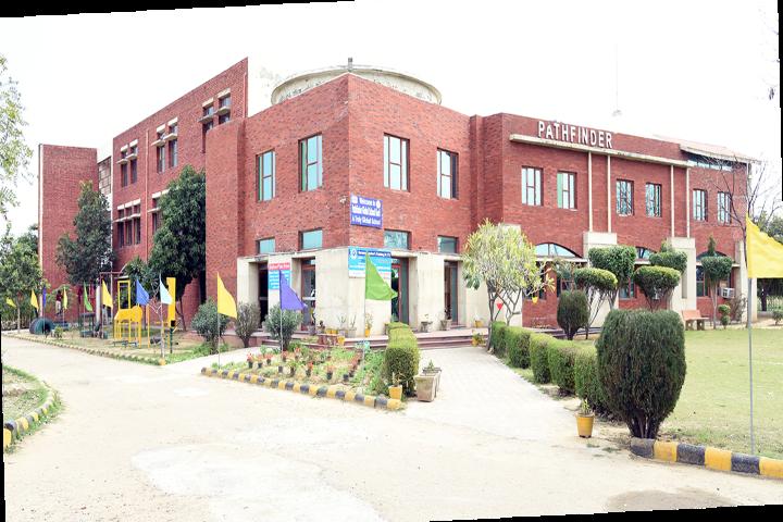 Pathfinder Global School-Building