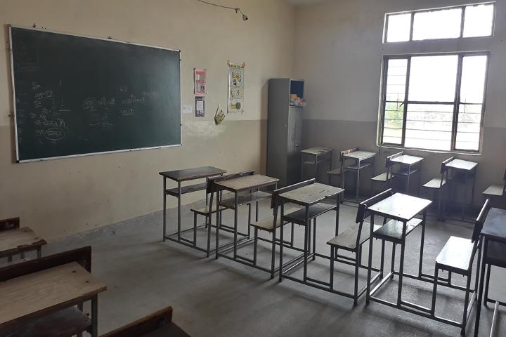 Pathfinder Global School-Classroom