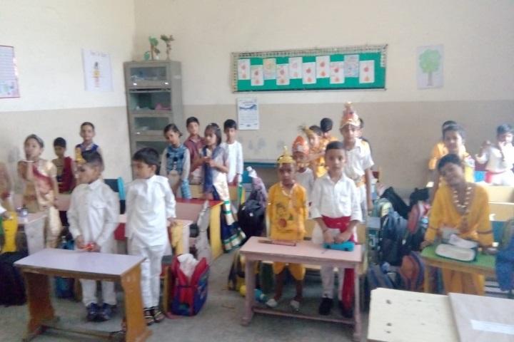 Pathfinder Global School-Fancy Dress
