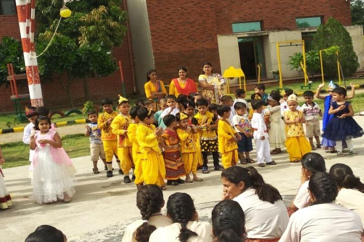 Pathfinder Global School-Janmashtmi Celebrations