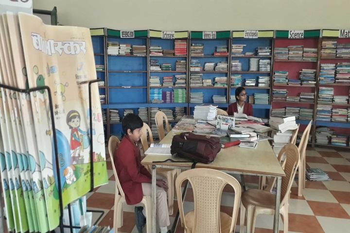 Pathfinder Global School-Library