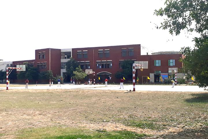 Pathfinder Global School-Play Ground