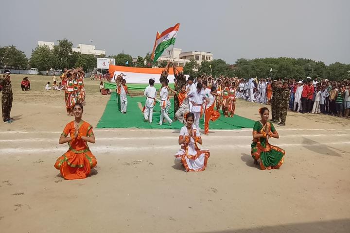 Pathfinder Global School-Republic Day Celebrations