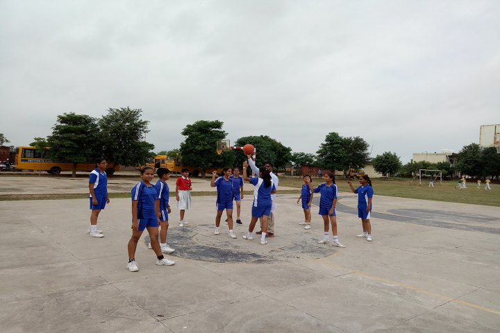 Pathfinder Global School-Sports