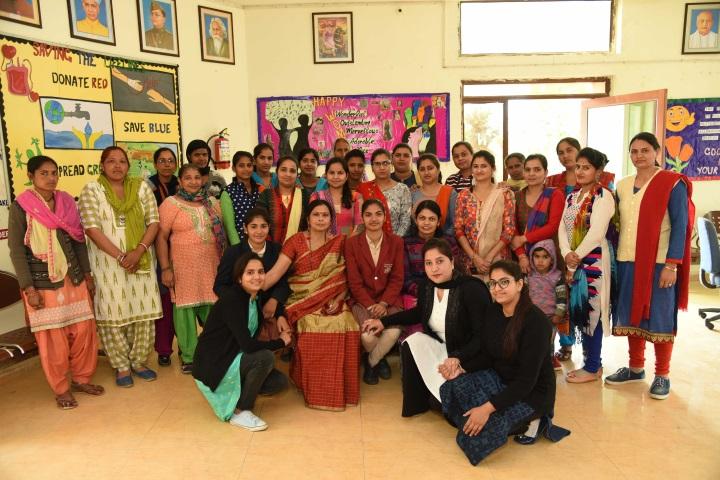 Pathfinder Global School-Womens Day Celebrations