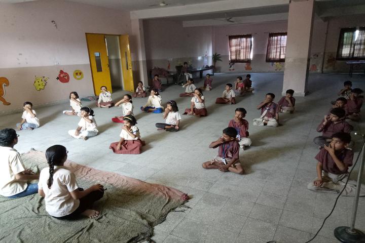 Pathfinder Global School-Yoga