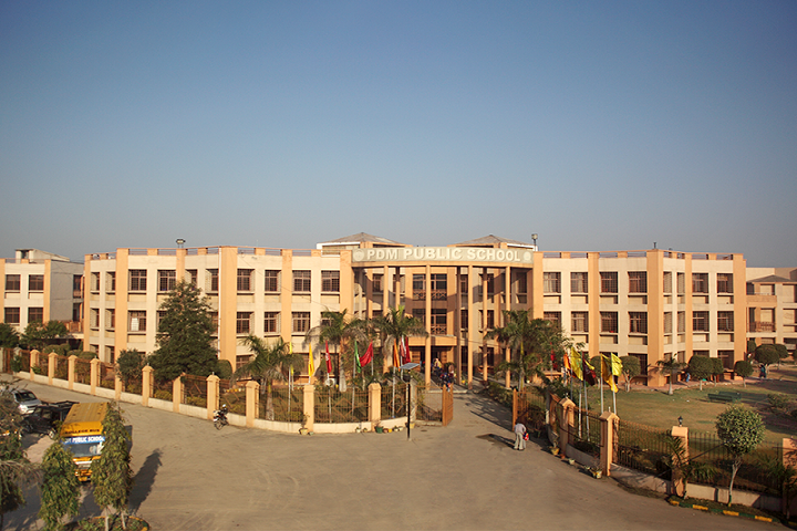 Prabhu Dayal Memorial Public School-Building