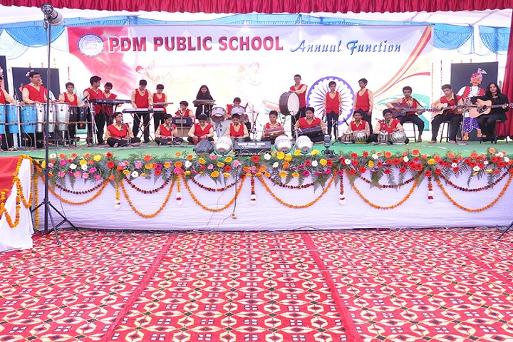 Prabhu Dayal Memorial Public School-Group Band Performance