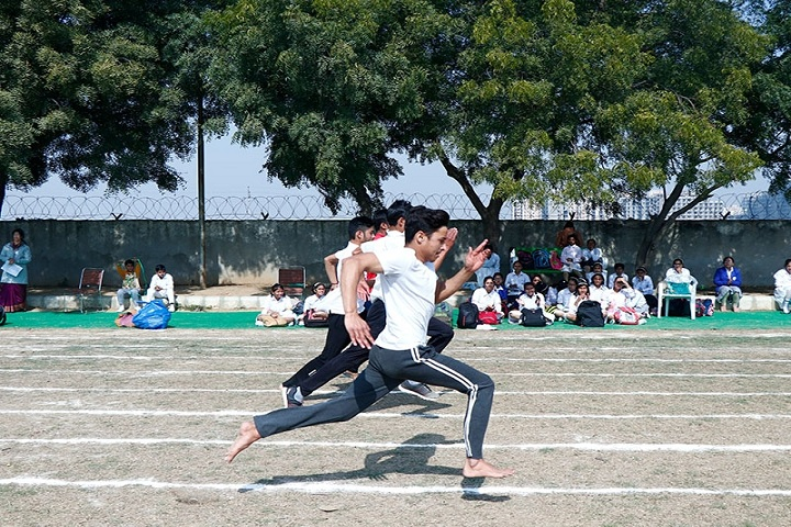 Prabhu Dayal Memorial Public School-Running Competition