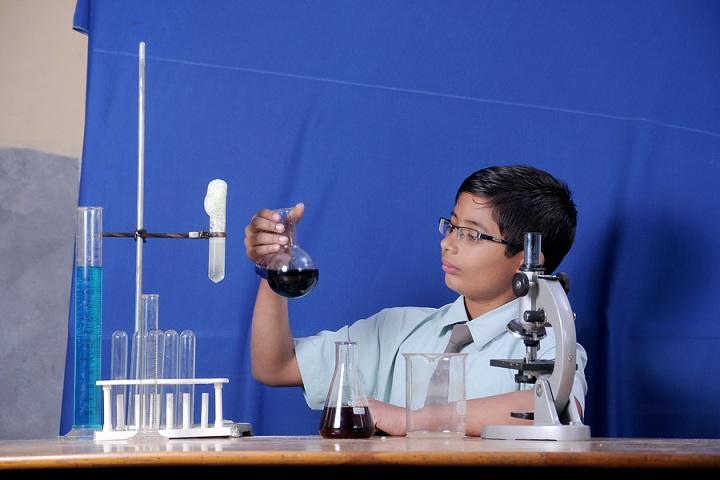 Pinewood International Boarding School-Chemistry Lab