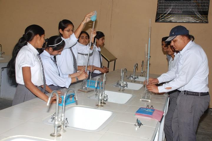 Pioneer Convent School-Chemistry Lab