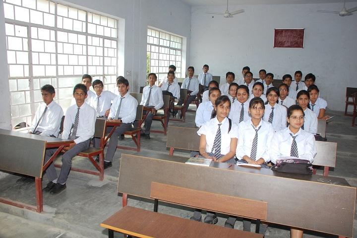 Pioneer Convent School-Class Room