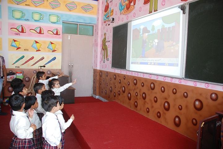 Pioneer Convent School-Digital Class