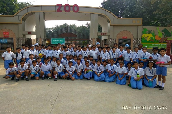 Pooja Modern Public School-Excursion