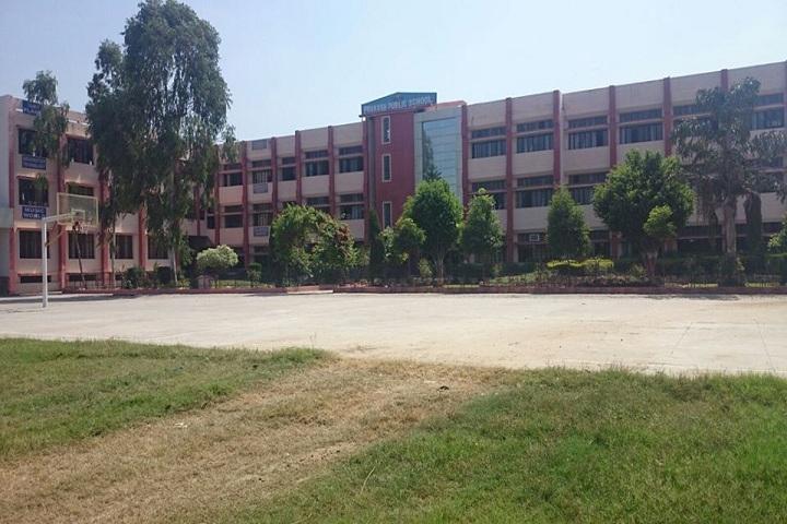 Prakash Public School-Building