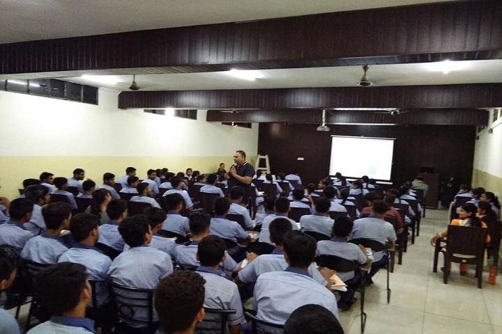 Prakash Public School-Career Counselling Class