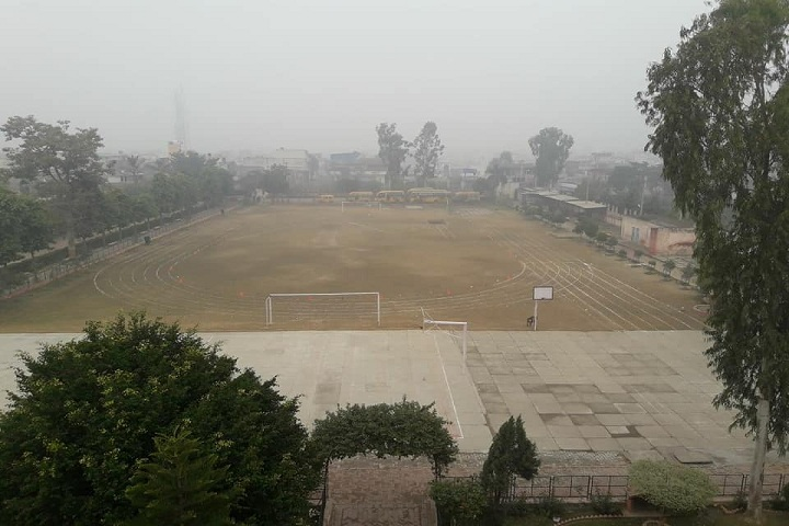 Prakash Public School-Play Ground