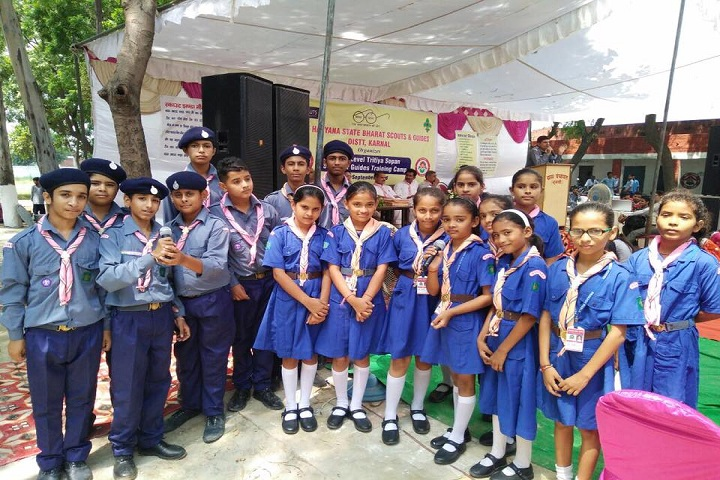 Prakash Public School-Scouts