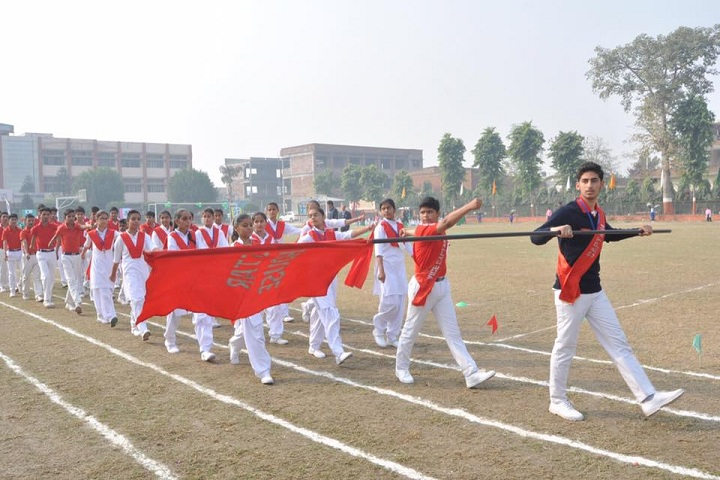 Prakash Public School-Sports Day Celebrations