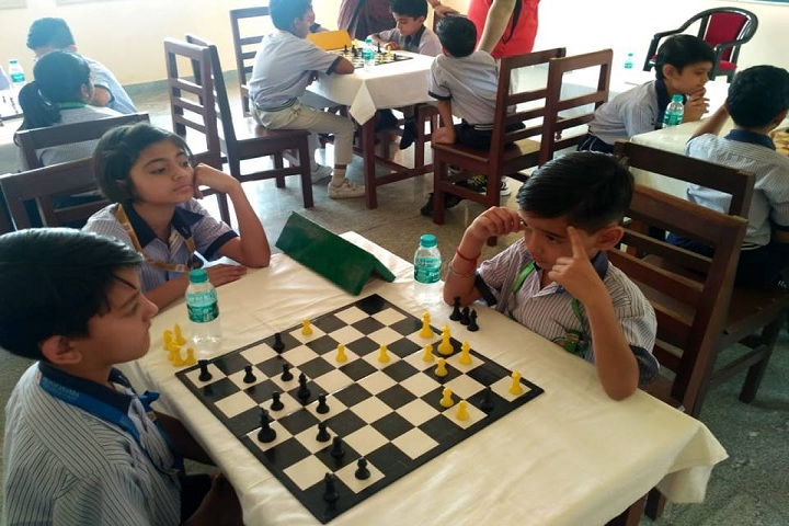 Pranavananda International School-Chess Competition