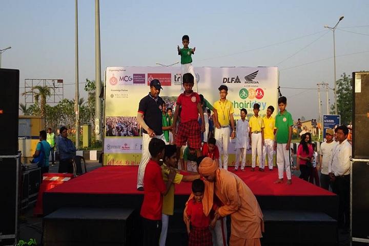Pranavananda International School-Martial Arts