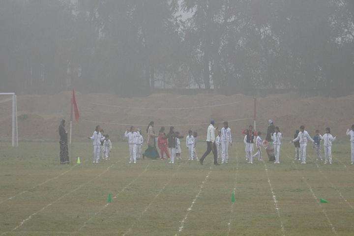 pranavanada International School-Athletic Meet