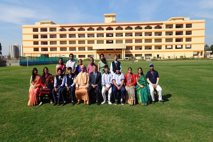 pranavanada International School-Building