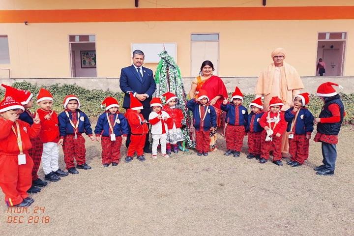 pranavanada International School-Christmas Celebrations