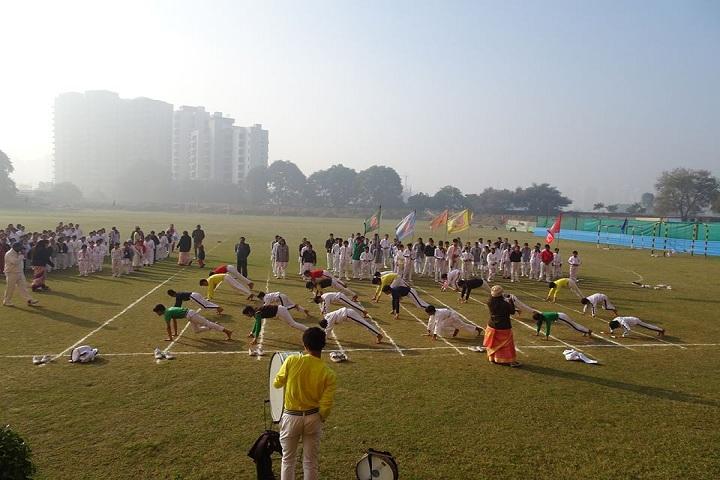 pranavanada International School-Exercise