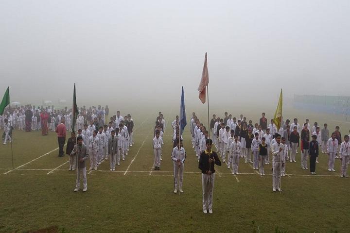 pranavanada International School-Houses March Past