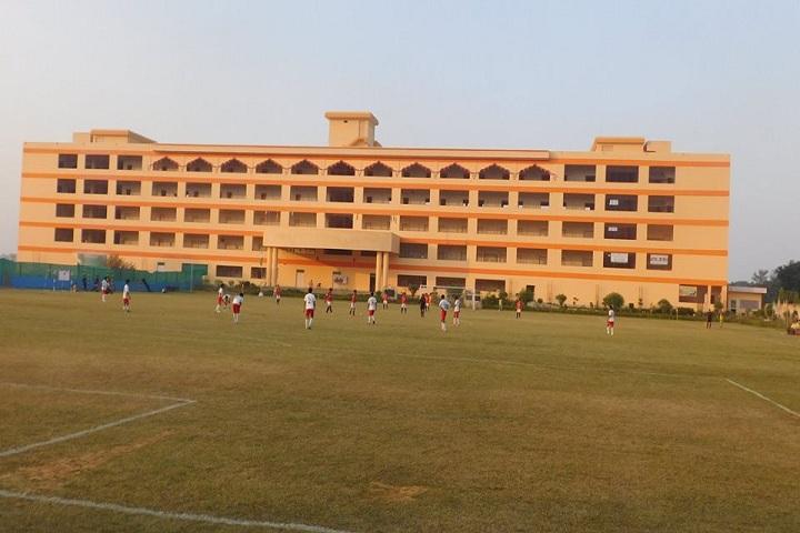 pranavanada International School-Play Ground