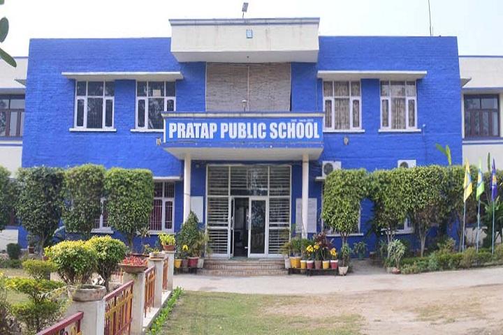 Pratap Public School-Building