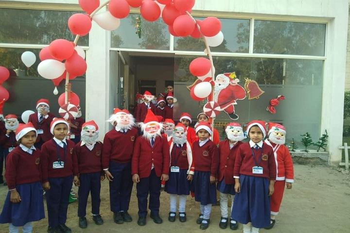 Pratap Public School-Christmas Celebrations