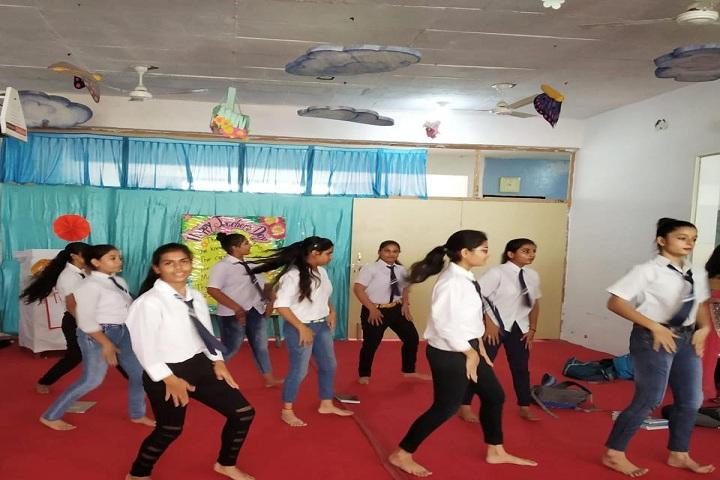 Pratap Public School-Dance Performance