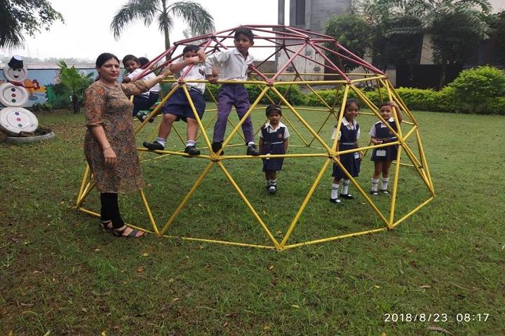 Pratap Public School-Kindergarden Play ground
