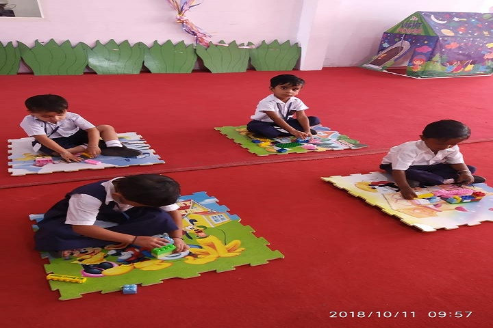 Pratap Public School-Primary Section Activity