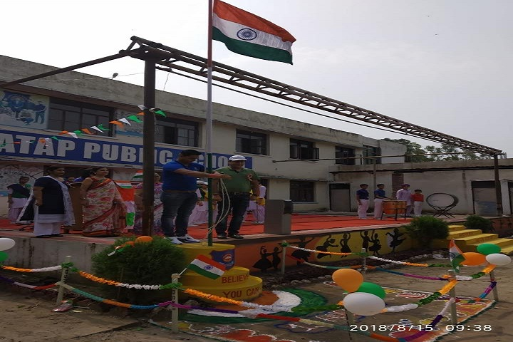 Pratap Public School-Republic Day Celebrations