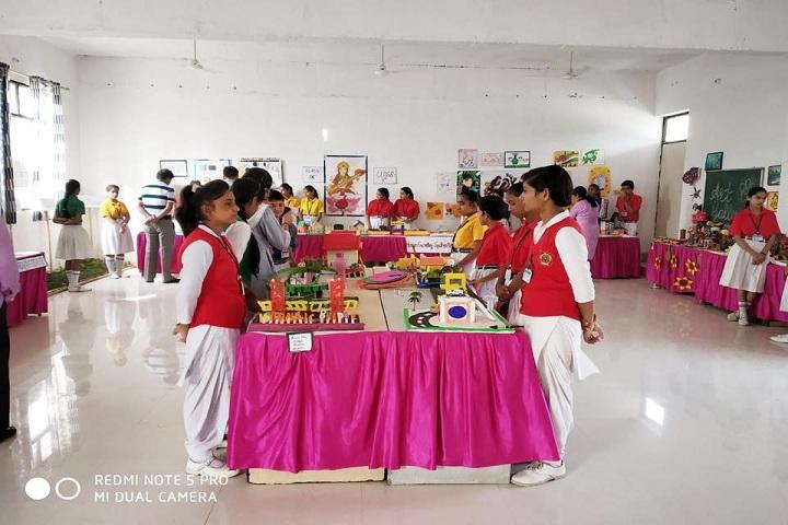 Pratap Public School-School Exhibition